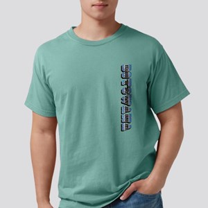 Botswana Mens Comfort Colors Shirt