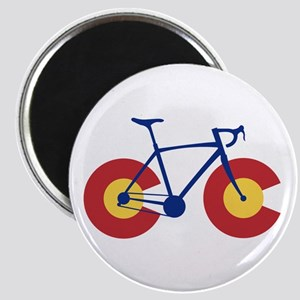 Colorado Flag Bicycle Magnets