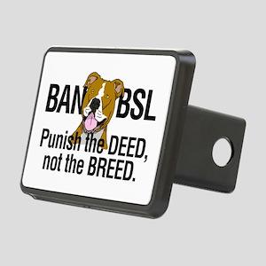 Ban BSL Rectangular Hitch Cover