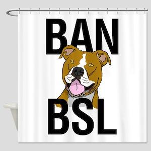 Ban BSL Shower Curtain