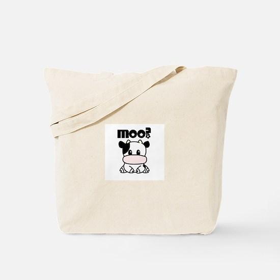 Cute Moo? Tote Bag