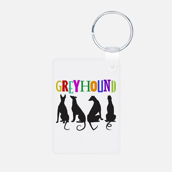Tails of Love Keychains