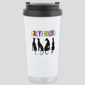 Tails of Love Stainless Steel Travel Mug