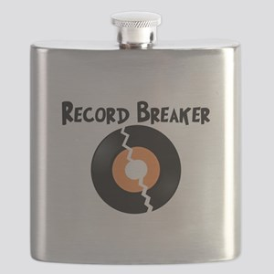 Record Breaker Flask
