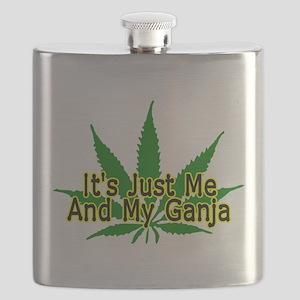 Me And My Ganja Flask