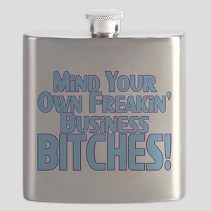 Freakin' Business Flask