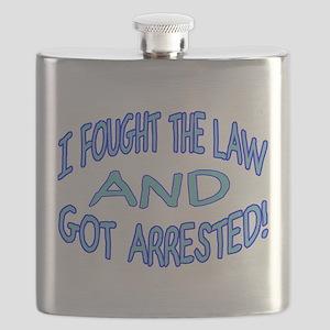 Law Won Flask