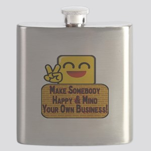 Mind Your Business Flask