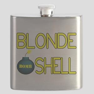 Bombshell Flask