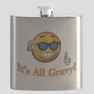 All Gravy Flask