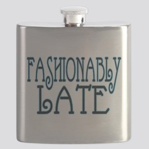 Fashionably Late Flask