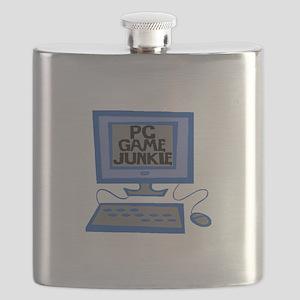 Game Junkie Flask