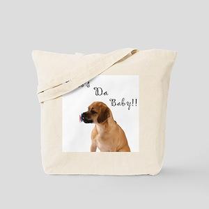 Who's da Baby? Tote Bag