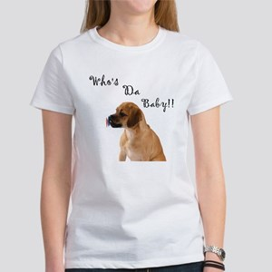 Who's da Baby? Women's T-Shirt