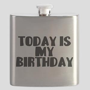 Birthday Today Flask