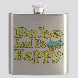 Bake And Be Happy Flask