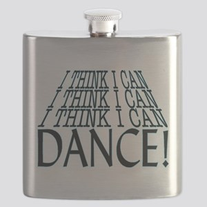 I Can Dance Flask