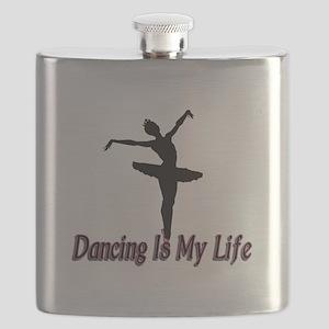 Dancing Life Flask