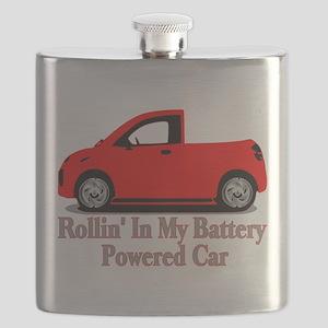 Battery Powered Car Flask