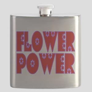 Flower Power Flask