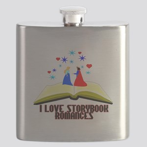 Storybook Romances Flask