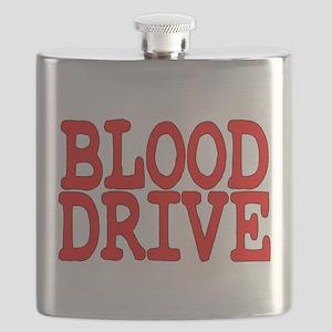 Blood Drive Flask