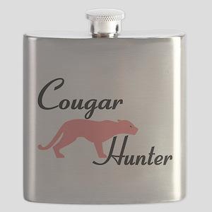 Cougar Hunter Flask