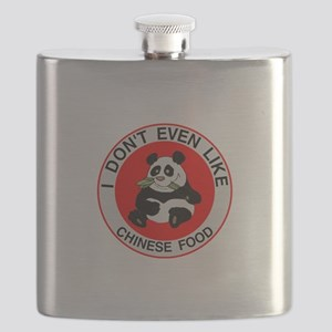 I Hate Chinese Food Flask