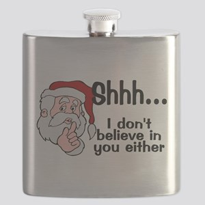 Santas Secret Flask