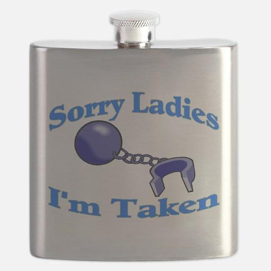 I'm Taken Flask