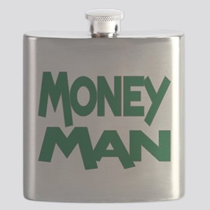 Money Man Flask