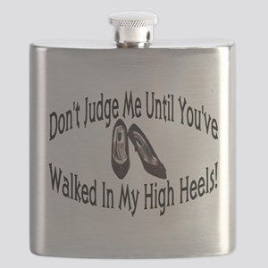 High Heels Flask