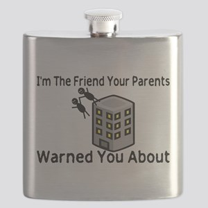 Parents Warned You Flask