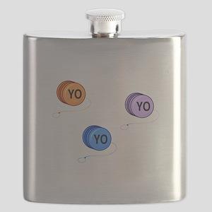 Yo Yo Yo Flask