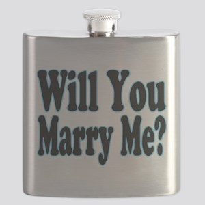 Will You Marry Me? His Flask