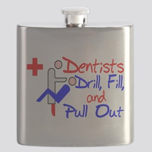 Dentists Drill Flask