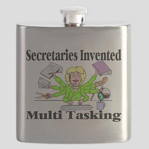 Secretaries Multi Task Flask