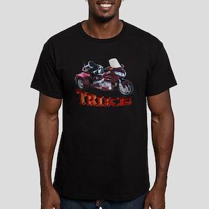 CCAQ04 Men's Fitted T-Shirt (dark)