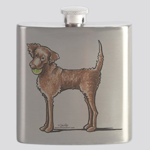 Lets Play Chessie Flask