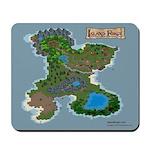 Island Forge Classic Mousepad