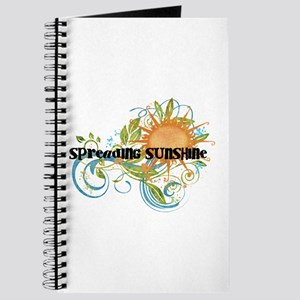 Spreading Sunshine Journal