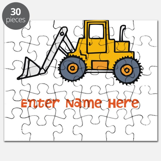 Personalized Loader Puzzle