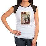 Sleeping Beauty Women's Cap Sleeve T-Shirt