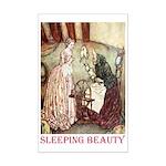 Sleeping Beauty Mini Poster Print
