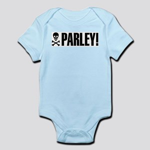 Parley! Infant Creeper