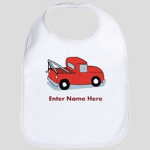 Personalized Tow Truck Bib