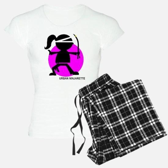 Women's Pajamas Ninja Girl