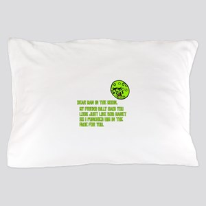 The Man in the Moon and Bob Pillow Case