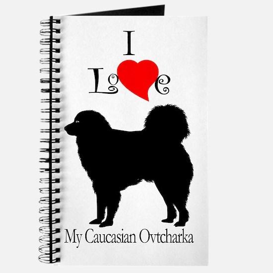 Caucasian Ovtcharka Journal