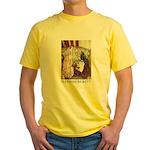 Sleeping Beauty Yellow T-Shirt